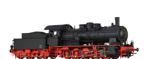 Brawa 40864 Steam Locomotive 57 10 DB DC Analogue BASIC