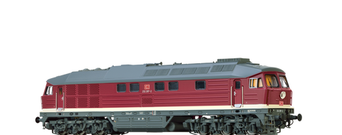 Brawa 41448 Diesel Locomotive 232 DB AG DC Digital EXTRA