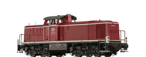 Brawa 41560 Diesel Locomotive BR 291 DB DC Digital EXTRA