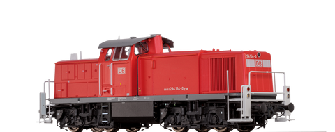 Brawa 41572 Diesel Locomotive BR 294 DB AG DC Digital EXTRA