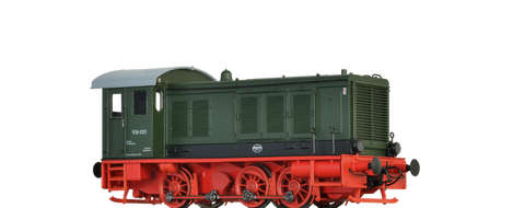 Brawa 41650 Diesel Locomotive V36 DR DC Analogue BASIC