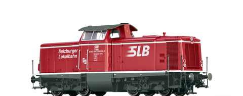 Brawa 42881 Diesel Locomotive 211 Salzburger Lokalbahn AC Digital BASIC