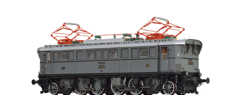 Brawa 43228 Electric Locomotive BR E75 DRG DC Analogue BASIC