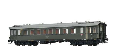 Brawa 46181 Fast Train Coach C4i DRG