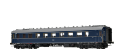 Brawa 46411 Express Train Coach B4e-28 52 F-Zugwagen DB
