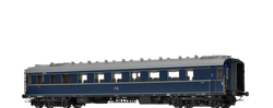 Brawa 46412 Express Train Coach B4e-28 52 F-Zugwagen DB