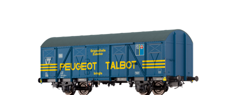 Brawa 47267 Covered Freight Car Gos-uv 253 Peugeot Talbot DB