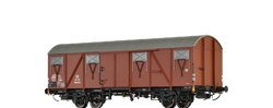 Brawa 47277 Covered Freight Car Glmehs 50 DB