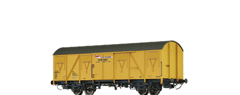 Brawa 47284 Covered Freight Car Gbs 245 Wiebe