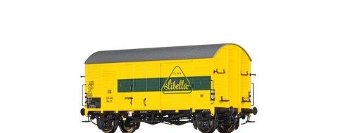 Brawa 47936 Covered Freight Car Gms 30 Libella DB