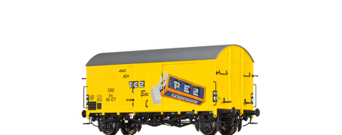 Brawa 47941 Covered Freight Car Gms PEZ BB