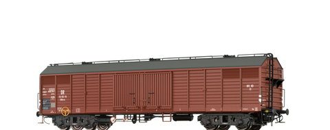 Brawa 48395 Covered Freight Car GGhrsz DR