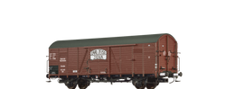 Brawa 48725 Covered Freight Car Gltr Carl Zeiss Jena DRG
