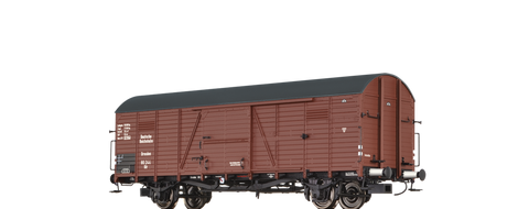 Brawa 48728 Covered Freight Car Glr DRG