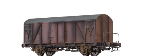 Brawa 48809 Covered Freight Car Gms54 DB