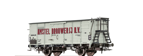 Brawa 49062 Covered Freight Car G10 Amstel Brouwerij N V NS