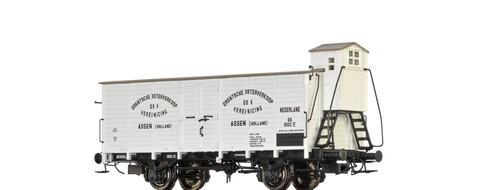 Brawa 49064 Covered Freight Car SS Boterverkoop NS