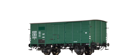 Brawa 49077 Covered Freight Car G10 SNCB EUROP