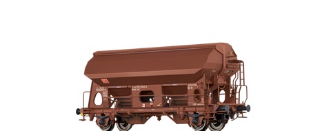 Brawa 49511 Covered Freight Car Tds 930 DB AG