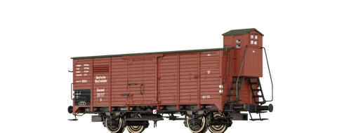 Brawa 49718 Covered Freight Car G DRG
