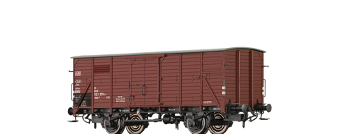 Brawa 49719 Covered Freight Car Gklm 191 DB
