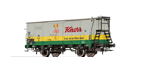 Brawa 49732 Covered Freight Car G10 Knorr DB
