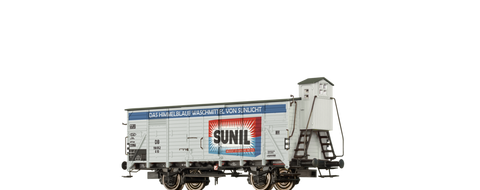 Brawa 49752 Covered Freight Car G10 Sunil DB