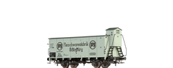 Brawa 49768 Covered Freight Car Kassel Fleischwarenfabrik Oldenburg DRG