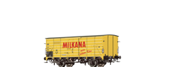 Brawa 49771 Covered Freight Car Milkana DB
