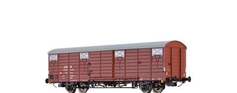 Brawa 49900 Covered Freight Car Glmms DR