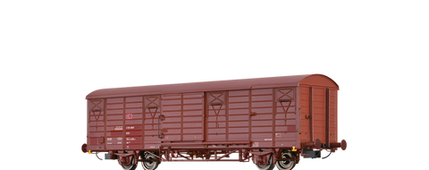 Brawa 49903 Covered Freight Car Gbs 258 DB AG