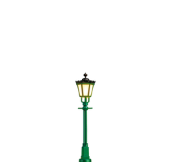 Brawa 5000 Historic Street Light