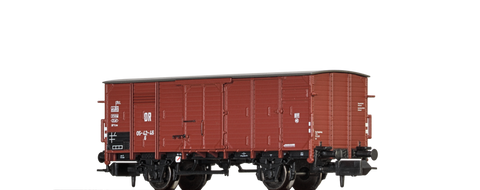 Brawa 67434 Covered Freight Car G DR