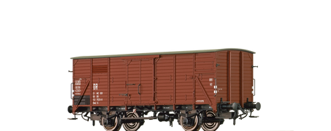 Brawa 67444 Covered Freight Car G DR