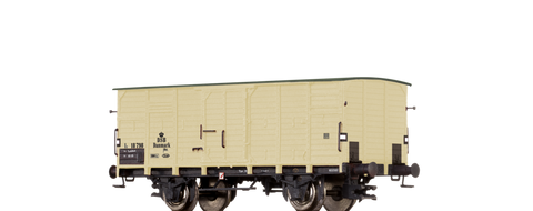 Brawa 67445 Covered Freight Car G10 Dsb