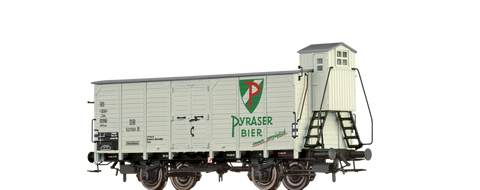 Brawa 67480 Beer Car G10 Pyraser Bier DB