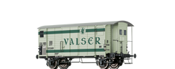 Brawa 67854 Covered Freight Car K2 Valser SBB