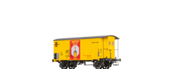 Brawa 67859 Covered Freight Car K2 Maggi SBB