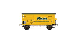 Brawa 67861 Covered Freight Car K2 Ricola SBB