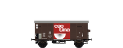 Brawa 67862 Covered Freight Car K2 Caotina SBB