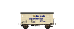 Brawa 67863 Covered Freight Car K2 Appenzeller Kse SBB