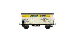 Brawa 67864 Covered Freight Car K2 Calanda Bru SBB