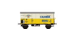 Brawa 67868 Covered Freight Car K2 Calanda Bru SBB