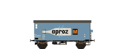 Brawa 67869 Covered Freight Car K2 Aproz SBB