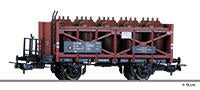 Tillig 76700 Acid pot car Uhk VEB Synthesewerk Schwarzheide of the DR