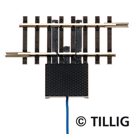 Tillig 83159 Switching track 415 mm to trigger of switching actions by