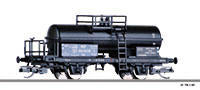 Tillig 14984 TT Acid tank car PKP