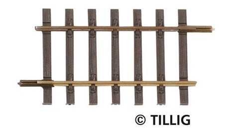 Tillig 85129 Straight track length 50 mm