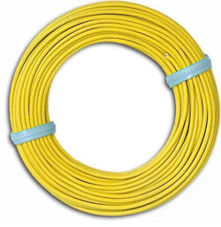 Busch 1791 Yellow 0.14mm X 10m Cable