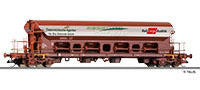 Tillig 15359 Swing roof car Tads of the RCA /AGRO FREIGHT Ep. VI